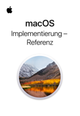 macOS-Implementierung: Referenz