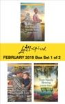 Harlequin Love Inspired February 2019 - Box Set 1 Of 2