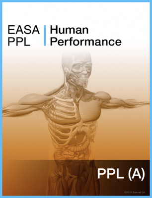 EASA PPL Human Performance - Slate-Ed Ltd book