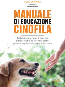 Manuale di educazione cinofila Libro Cover