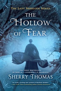 The Hollow of Fear Book Cover