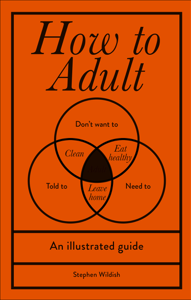 How to Adult Libro Cover