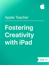 Fostering Creativity with iPad iOS 11 book