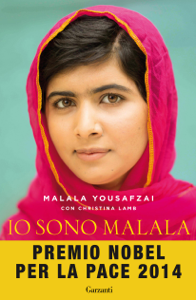 Io sono Malala Libro Cover