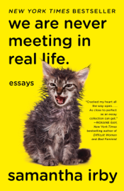 We Are Never Meeting in Real Life. book