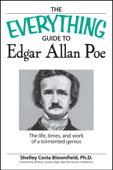The Everything Guide to Edgar Allan Poe Book Book Cover