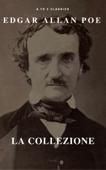Edgar Allan Poe la collezione (A to Z Classics) Book Cover