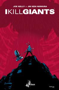 I Kill Giants – Titan Edition Book Cover