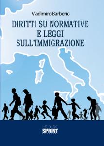 Diritti su normative e leggi sull'immigrazione Copertina del libro