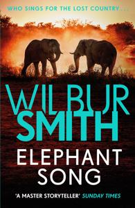 Elephant Song Copertina del libro