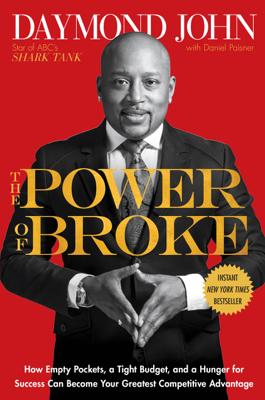 The Power of Broke - Daymond John & Daniel Paisner book