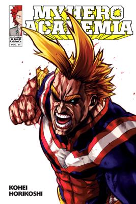 My Hero Academia, Vol. 11 - Kohei Horikoshi book
