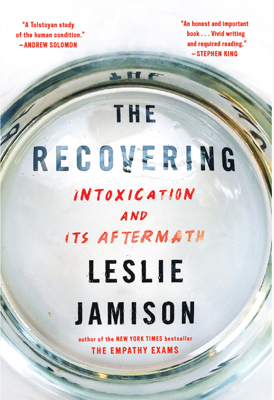 The Recovering - Leslie Jamison book
