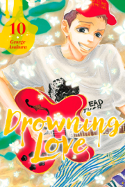 Drowning Love Volume 10 book