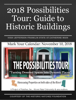 Historic Natchez Foundation - 2018 Possibilities Tour  artwork