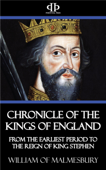 Chronicle of the Kings of England Book Cover