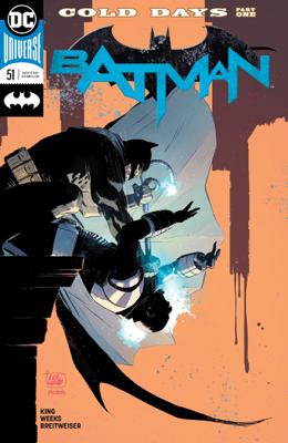 Batman (2016-) #51 - Tom King & Lee Weeks book