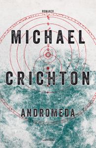 Andromeda Copertina del libro