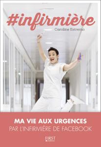 #Infirmière Couverture de livre