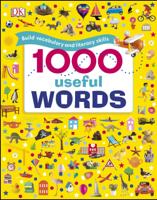 DK - 1000 Useful Words artwork