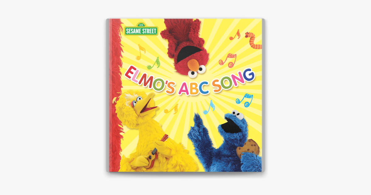 Elmo's ABC Song (Sesame Street) - Random House