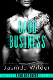Badd Business book