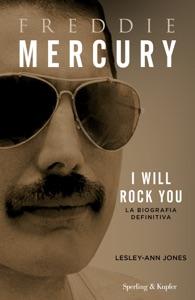 Freddie Mercury Book Cover