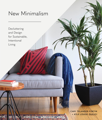 New Minimalism - Kyle Louise Quilici book
