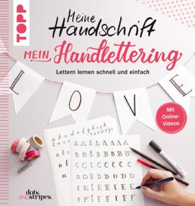 Meine Handschrift - Mein Handlettering Libro Cover