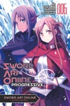 Sword Art Online Progressive Vol 6 Manga