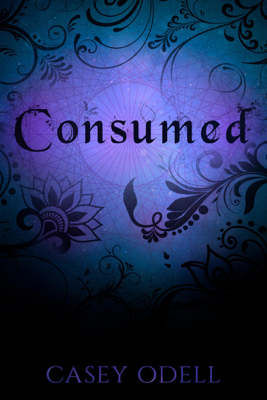 Consumed - Casey Odell book