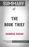 Summary Of The Book Thief A Novel By Markus Zusak  Starters
