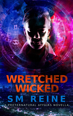 Wretched Wicked - SM Reine book