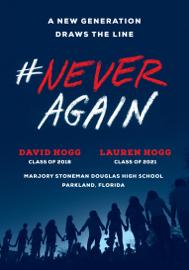 #NeverAgain book