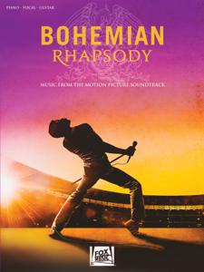 Bohemian Rhapsody Songbook Capa de livro