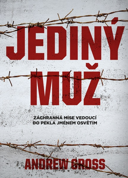 Jediný muž - Andrew Gross book cover