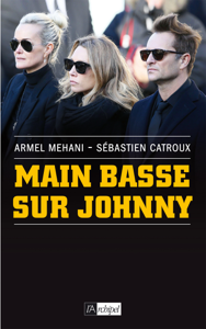 Main basse sur Johnny La couverture du livre martien
