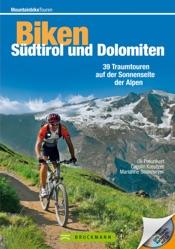 Mountainbike Touren Südtirol und Dolomiten