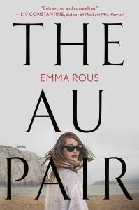 The Au Pair Book Cover