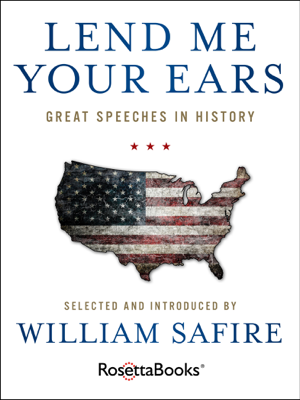 Lend Me Your Ears - William Safire book