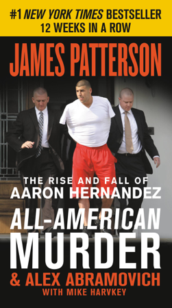 All-American Murder - James Patterson, Alex Abramovich & Mike Harvkey