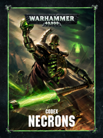 Codex: Necrons book