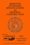 2017 Missouri Standard Specifications For Highway Construction