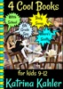 4 Cool Books: Witch School, Body Swap, 6th Grade Spy, Where's Scotty: for Kids 9-12