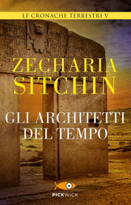 Gli architetti del tempo Copertina del libro