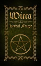 Wicca Herbal Magic book