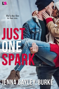 Just One Spark Book Cover