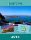 Kalender Zum Selberdrucken  Santorini 2018