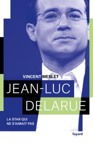 Jean-Luc Delarue La couverture du livre martien