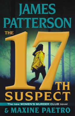 The 17th Suspect - James Patterson & Maxine Paetro book